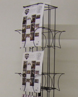 calendar display stands