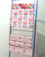 giftwrap display stands