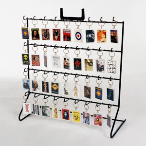 keyring display stand